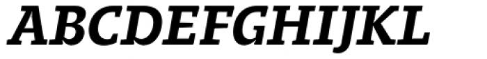 Regime Medium Italic Font UPPERCASE