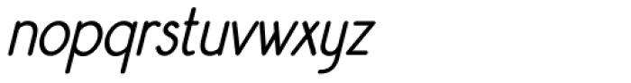 Register Sans BTN Cond Bold Oblique Font LOWERCASE
