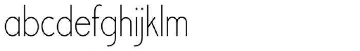 Register Sans BTN Cond Light Font LOWERCASE