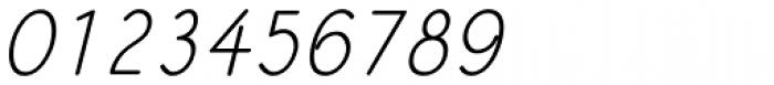 Register Sans BTN Cond Oblique Font OTHER CHARS
