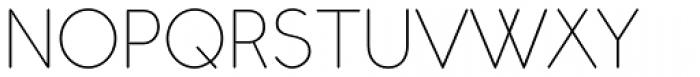 Register Sans BTN Light Font UPPERCASE