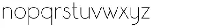 Register Sans BTN Light Font LOWERCASE