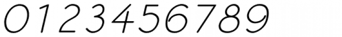 Register Sans BTN Oblique Font OTHER CHARS