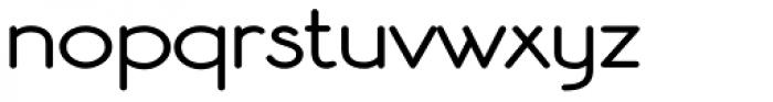 Register Sans BTN Wide Bold Font LOWERCASE