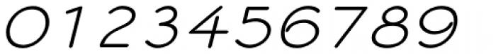 Register Sans BTN Wide Oblique Font OTHER CHARS