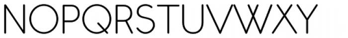 Register Sans BTN Font UPPERCASE