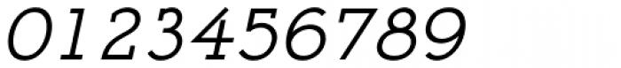 Register Serif BTN Bold Oblique Font OTHER CHARS