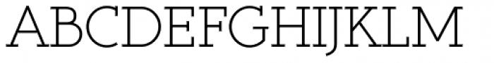 Register Serif BTN Font UPPERCASE