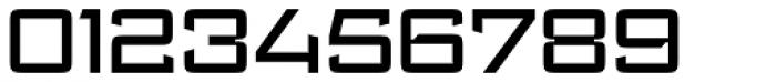 Register Wide Medium Font OTHER CHARS