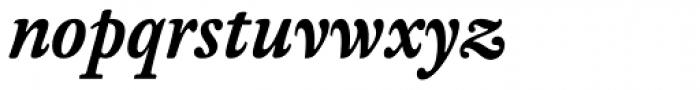 Regula Text Medium Italic Font LOWERCASE