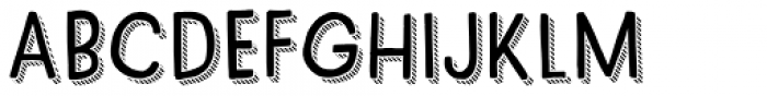 Regular Fashion Regular Font UPPERCASE
