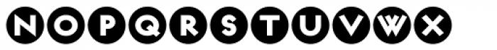 Regulator Cameo Font LOWERCASE