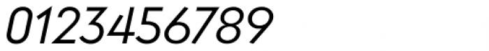 Regulator Nova Medium Italic Font OTHER CHARS