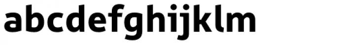Rehn Bold Font LOWERCASE