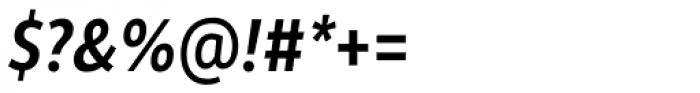 Rehn Condensed Medium Italic Font OTHER CHARS