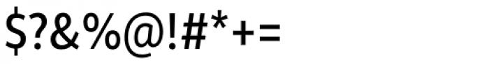 Rehn Condensed Regular Font OTHER CHARS