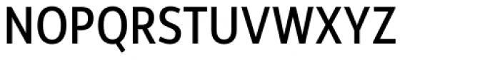 Rehn Condensed Regular Font UPPERCASE