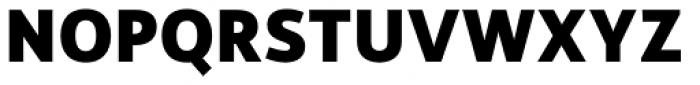 Rehn ExtraBold Font UPPERCASE