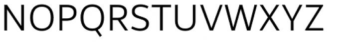 Rehn Light Font UPPERCASE