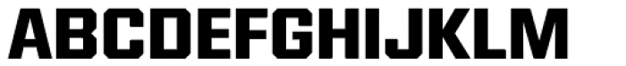Reileta Bold Font UPPERCASE