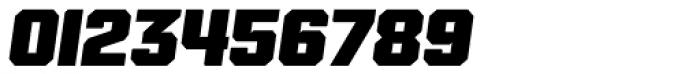 Reileta Extra Bold Italic Font OTHER CHARS