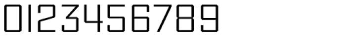 Reileta Light Font OTHER CHARS