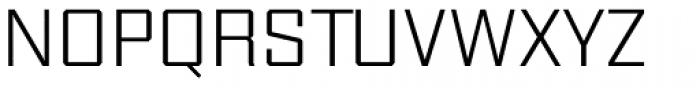 Reileta Light Font UPPERCASE