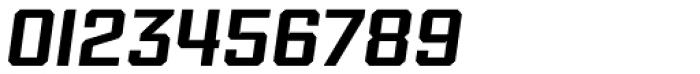 Reileta Semi Bold Italic Font OTHER CHARS