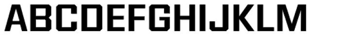 Reileta Semi Bold Font UPPERCASE
