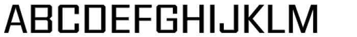 Reileta Font UPPERCASE