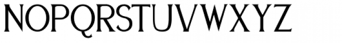 Relativity Extended Font UPPERCASE
