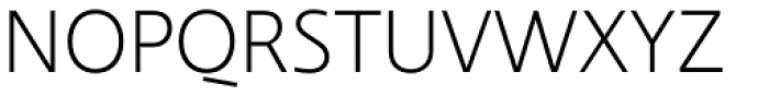 Relato Sans Light Font UPPERCASE