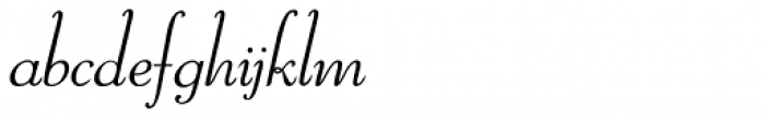 Reliant Font LOWERCASE