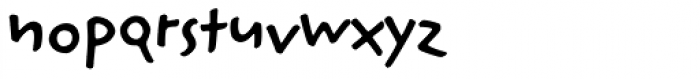 Reliq Std SemiBold Ext Active Font LOWERCASE