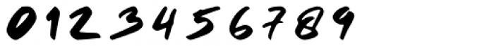 Rellive Regular Font OTHER CHARS