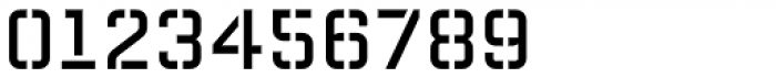 Reload Alt Stencil Light Font OTHER CHARS