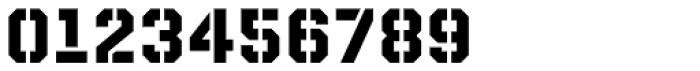 Reload Stencil Medium Font OTHER CHARS