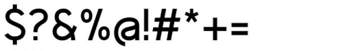 Remah Regular Font OTHER CHARS