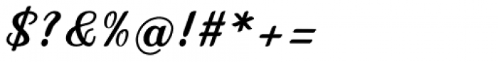 Rembulan Regular Font OTHER CHARS