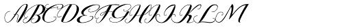 Rembullan Regular Font UPPERCASE