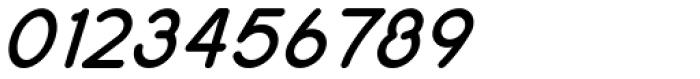 Remedia Black Italic Font OTHER CHARS