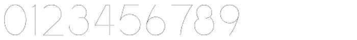 Remedia UltraLight Font OTHER CHARS