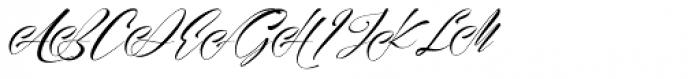 Remedios Regular Font UPPERCASE