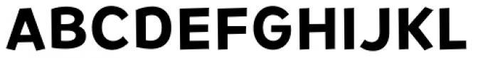 Remissis SemiBold Font UPPERCASE