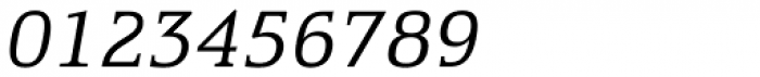 Remontoire OT Italic Font OTHER CHARS