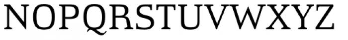 Remontoire OT Regular Font UPPERCASE