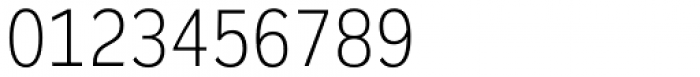 Remora Corp W1 Light Font OTHER CHARS