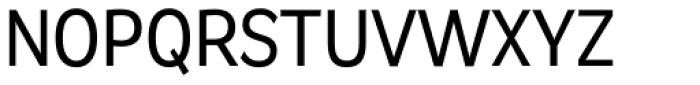 Remora Corp W1 Medium Font UPPERCASE