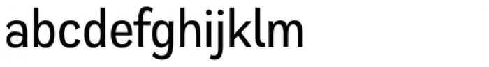 Remora Corp W1 Medium Font LOWERCASE