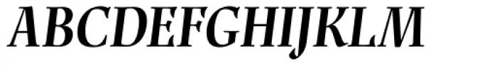 Renner Antiqua Pro Bold Italic Font UPPERCASE